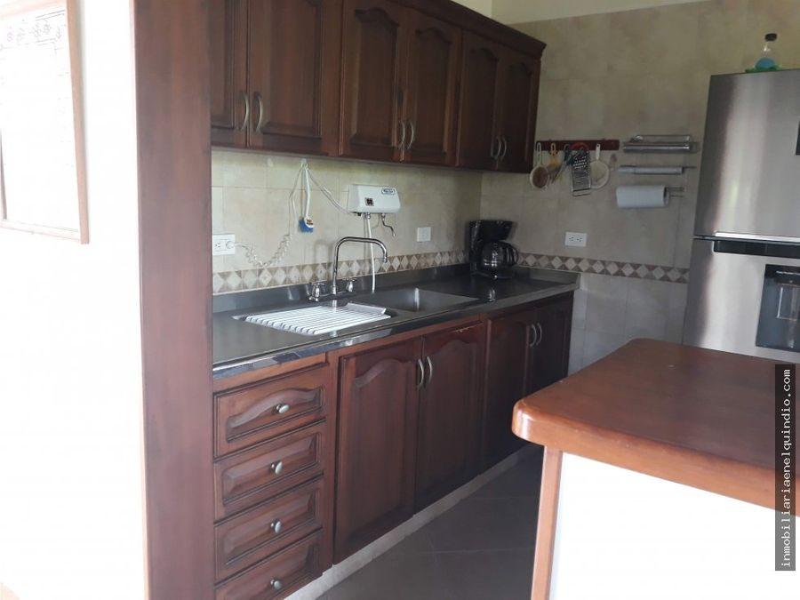 venta casa campestre club campestre armenia