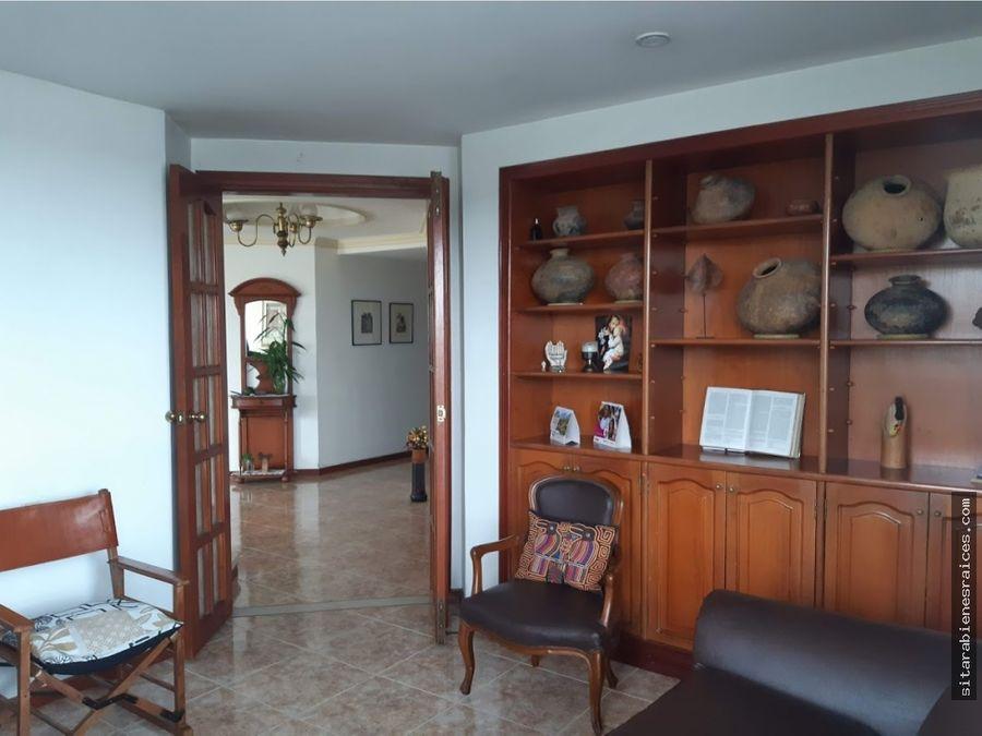 venta de apartamento parque fundadores
