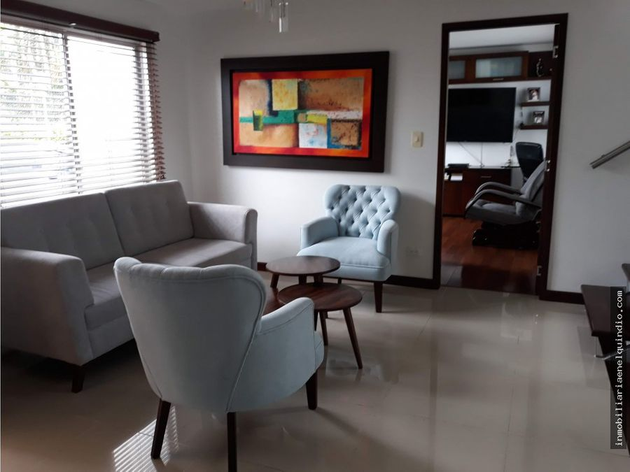 venta de casa norte armenia