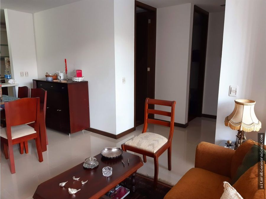 venta de apartamento barrio la castellana