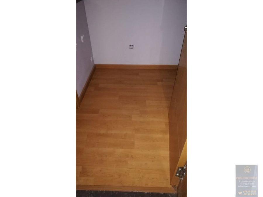 piso con plaza de garaje en sto domingo caudilla