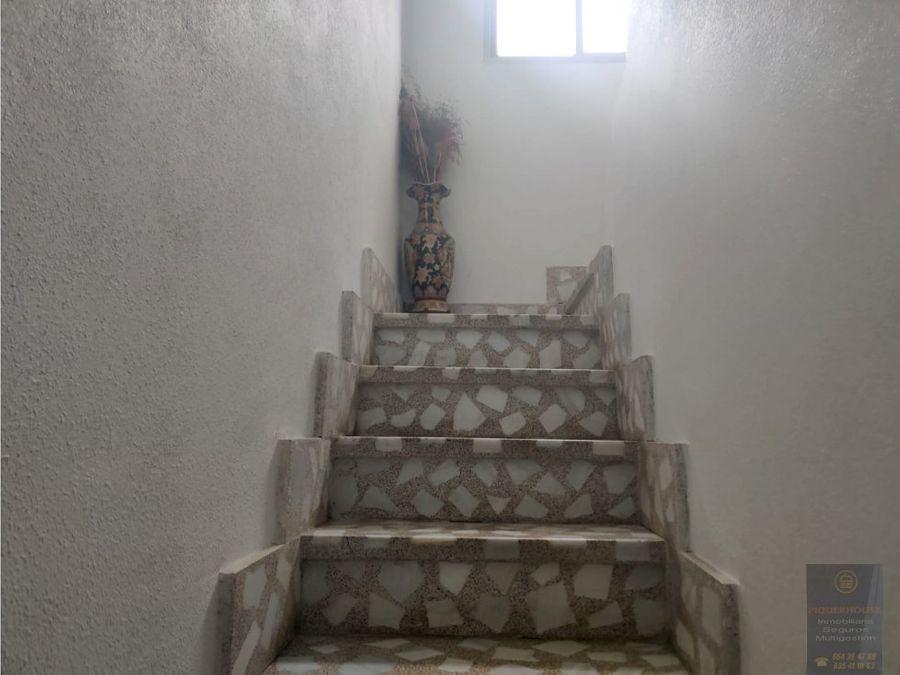 casa ladrillo amarillo angel moragon