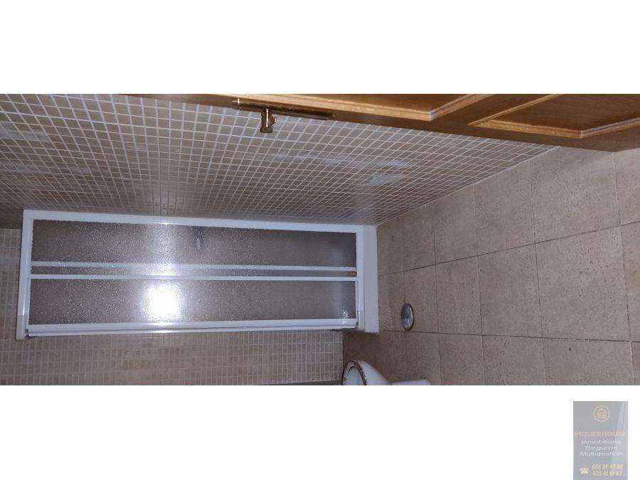 piso planta baja bien situado en fuensalida