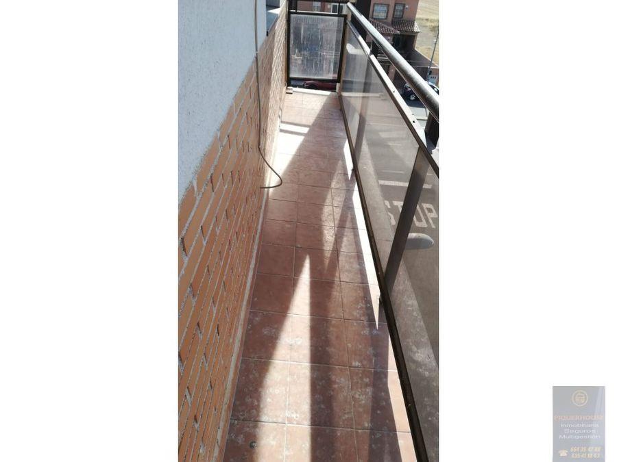 piso con plaza de caraje en st domingo caudilla