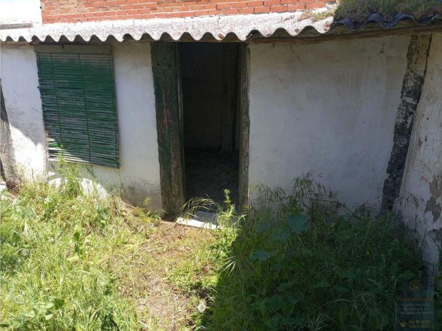 casa de pueblo en bargas