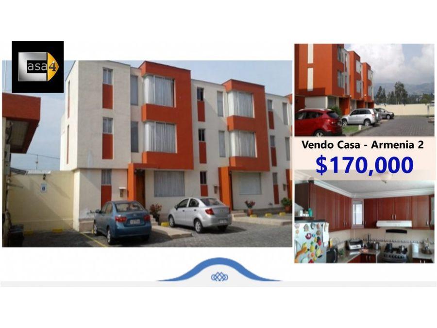 vendo casa armenia 2