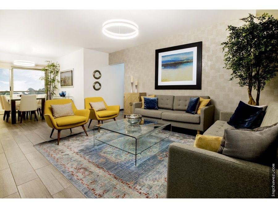 vendo apartamento en segheria zona 14