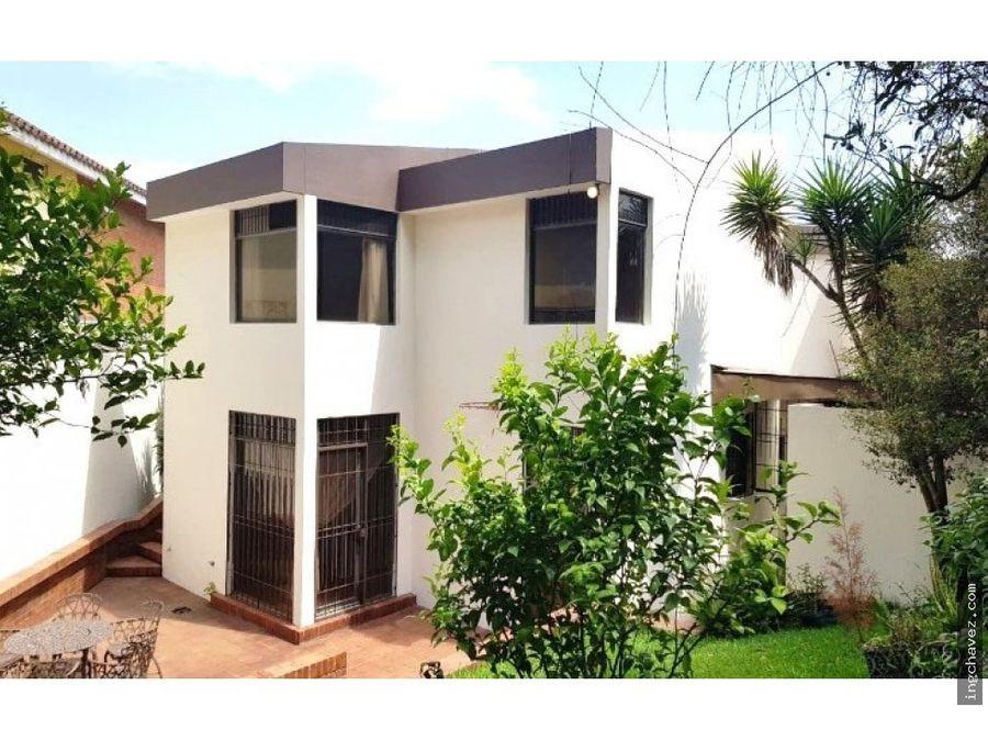 casa en venta en zona 10