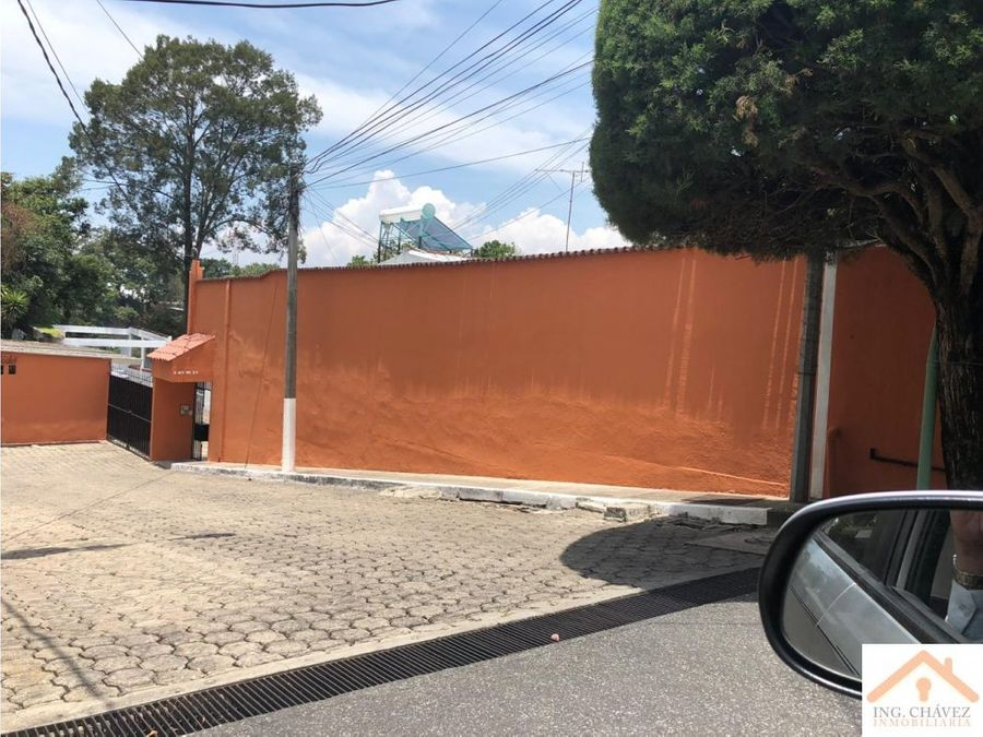 vendo townhouse en zona 2