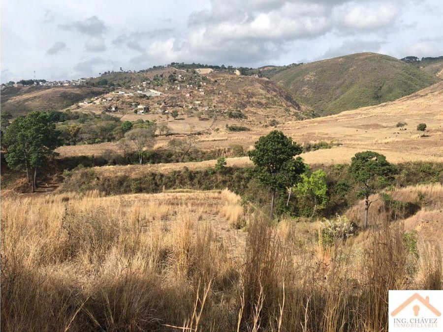 vendo terreno grande en ciudad quetzal