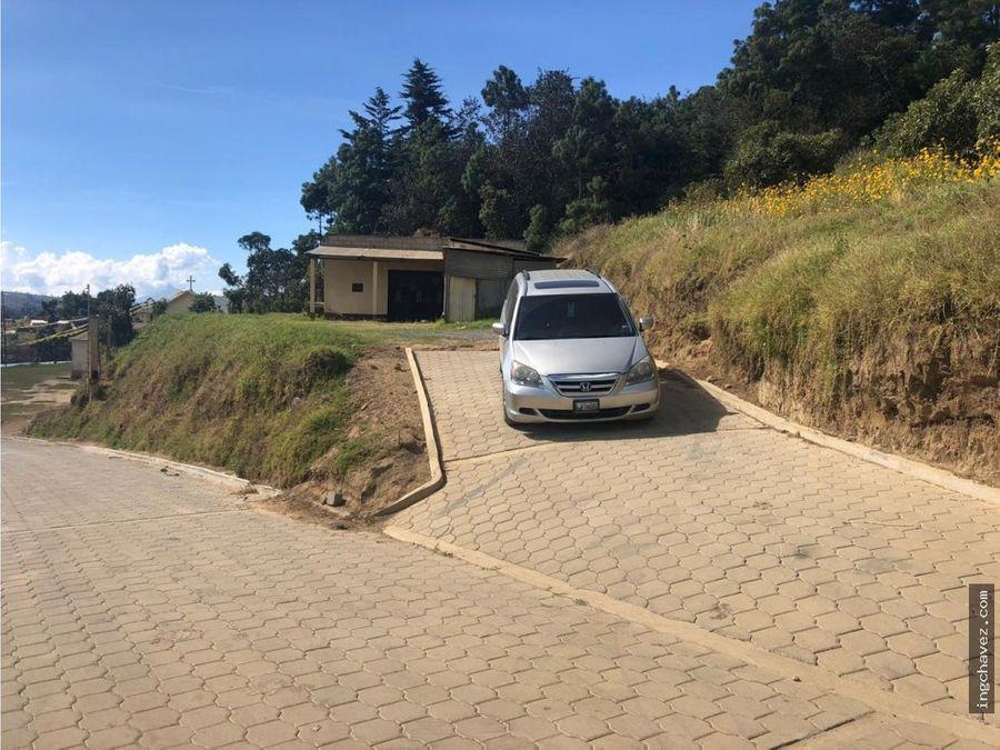 vendo terreno en patzun chimaltenango