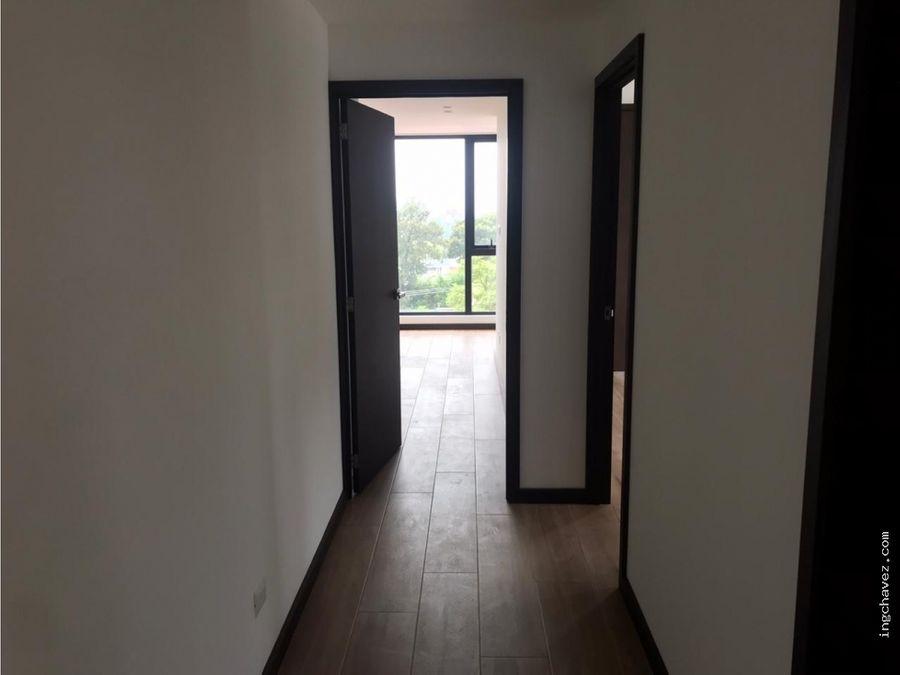 alquilo apartamento en attelier zona 15