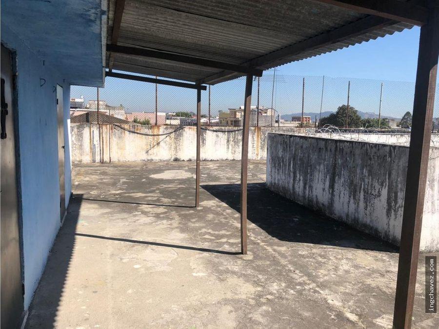 vendo edificio en zona 1