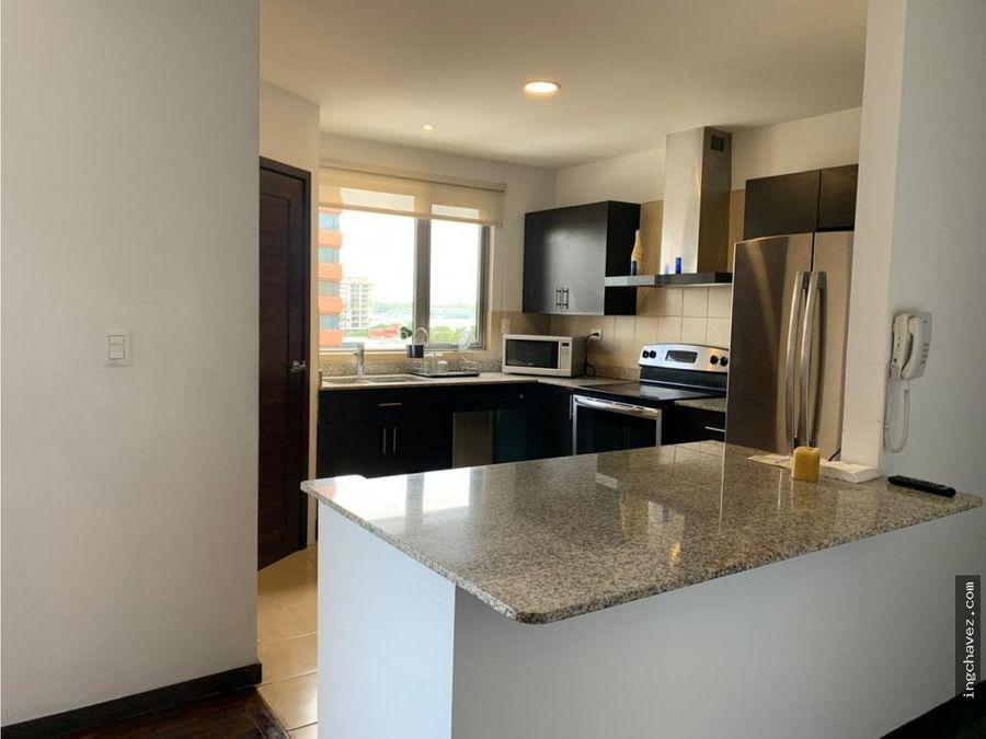 vendo o alquilo apartamento en torre quattro zona 14
