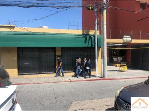 alquilo local comercial en zona 1