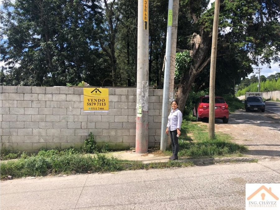 vendo terreno carretera principal san jose p
