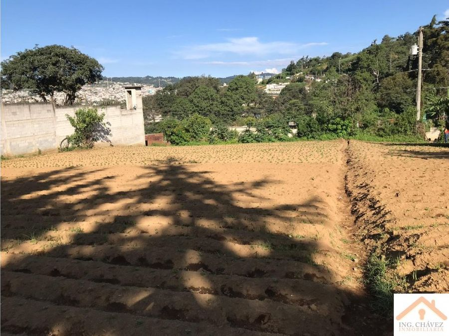 vendo terreno en km 35 a chimaltenango