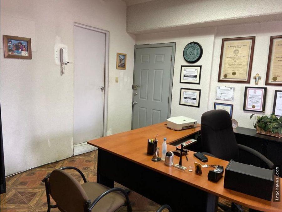 oficina en venta en plaza buro zona 10