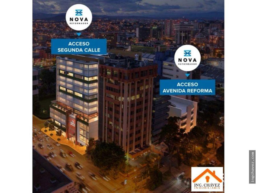 venta de oficinas en zona 9