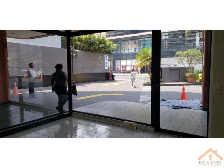 alquilo oficina 56 mts en plaza edyma