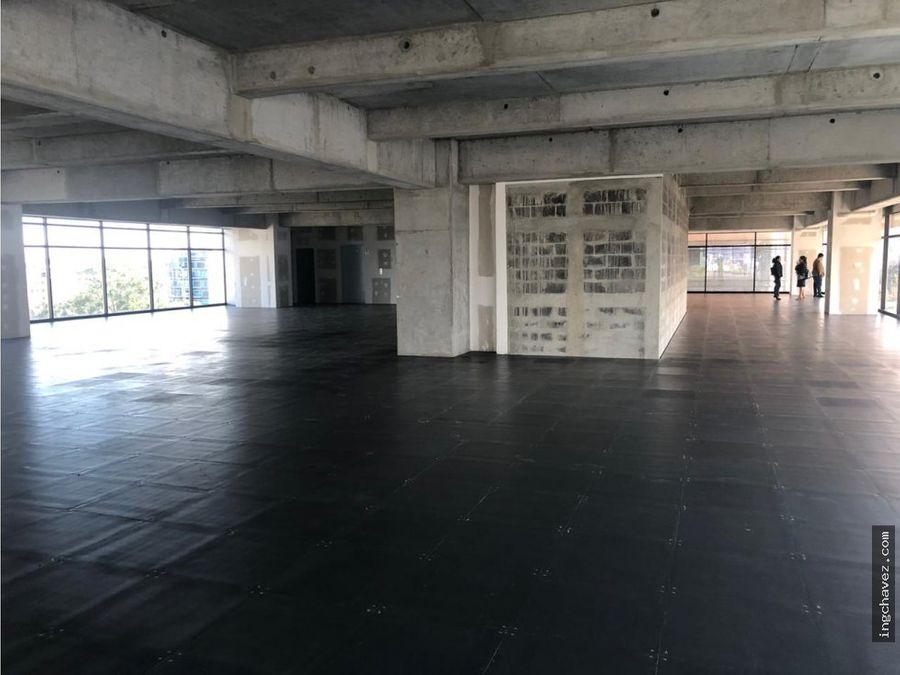 vendo oficinas en forum zona 10