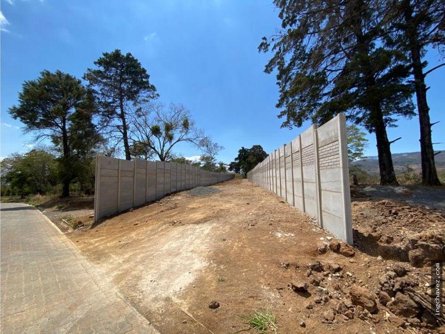 terrenos para bodegas en carretera el salvador