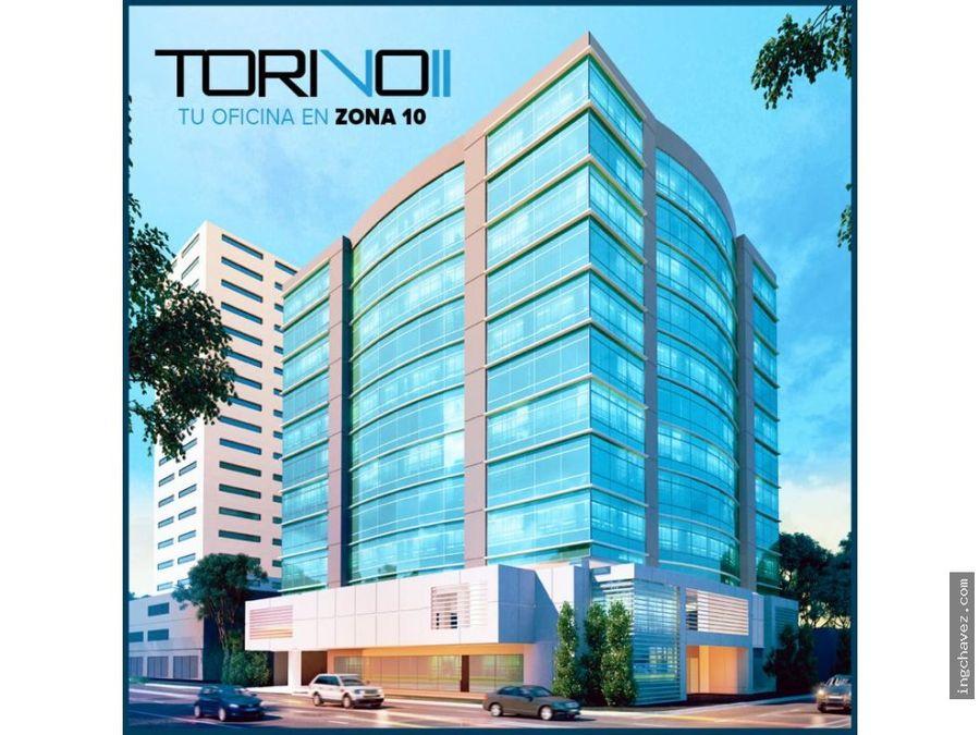 vendo oficinas en torino ii zona 10