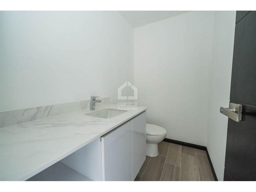 apartamento en venta de 3 habitaciones en segheria zona 14