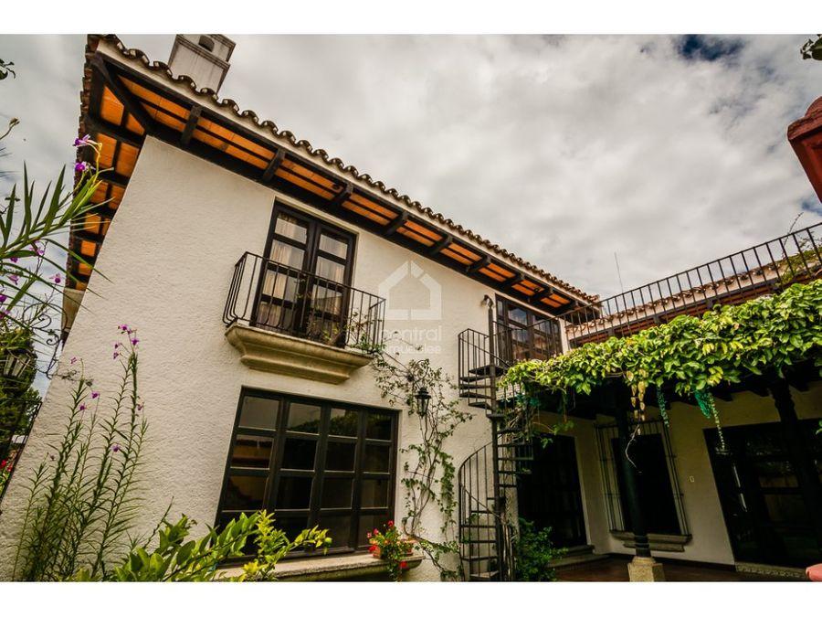 casa mediterranea en las majaditas