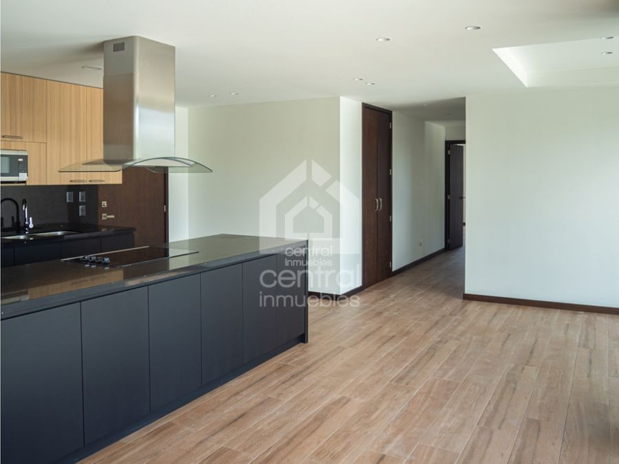 apartamento en alquiler de 2 habitaciones en atelier zona 15