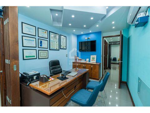 clinica medica remodelada en venta zona 14