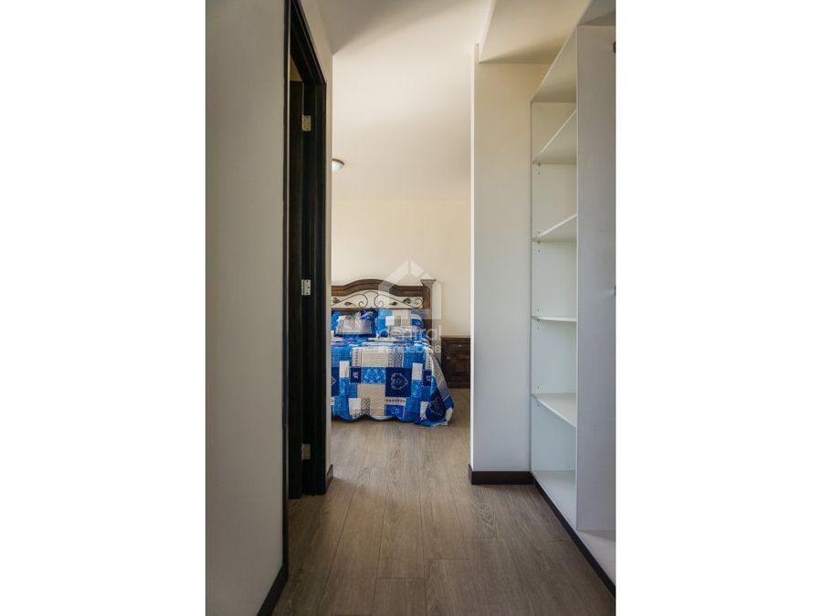 amueblado de 2 habitaciones en neo zona 10