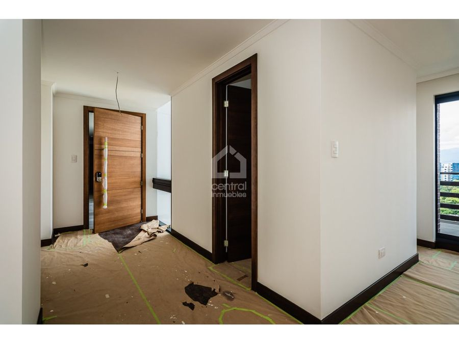 apartamento con buenas vistas en ikonia zona 14