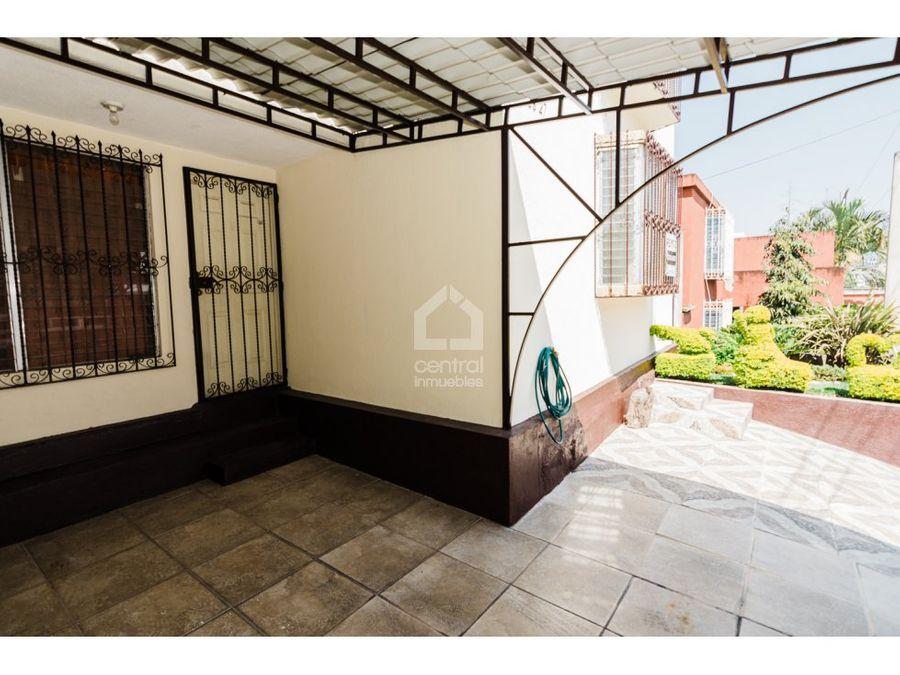 casa amplia con 4 habitaciones en renta altos de fuentes