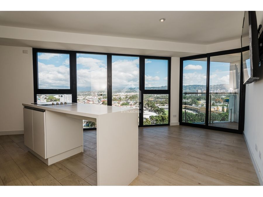 apartamento nuevo de una habitacion en venta quo zona 4