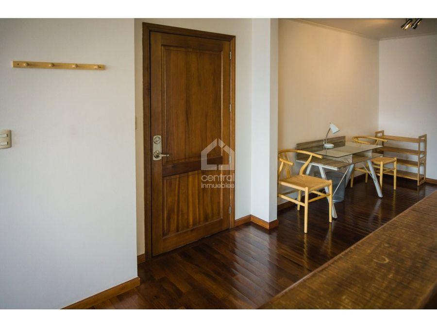 apartamento amueblado ultimo piso zona 10