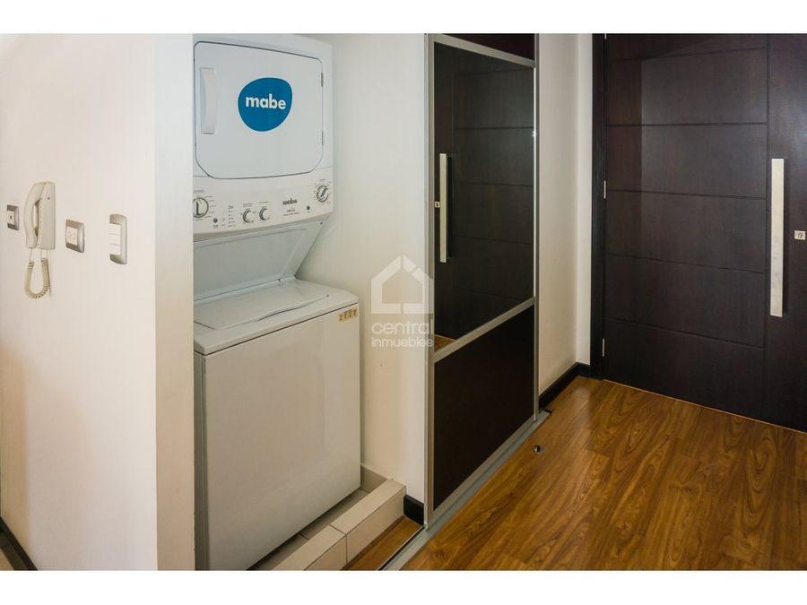 apartamento de dos habitaciones en venta o renta zona 14