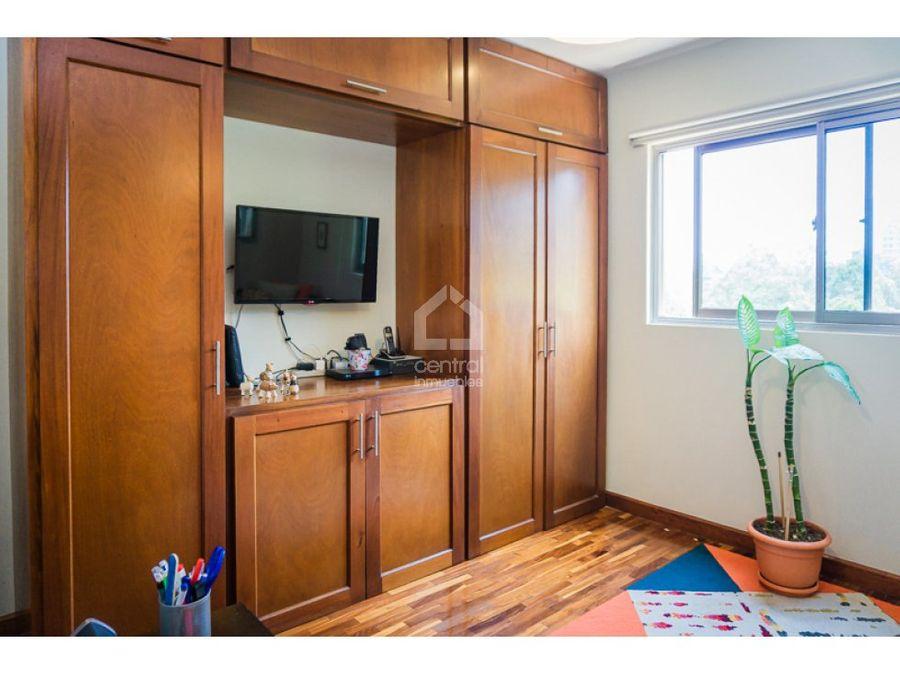 apartamento de 2 habitaciones en venta vista hermosa zona 15