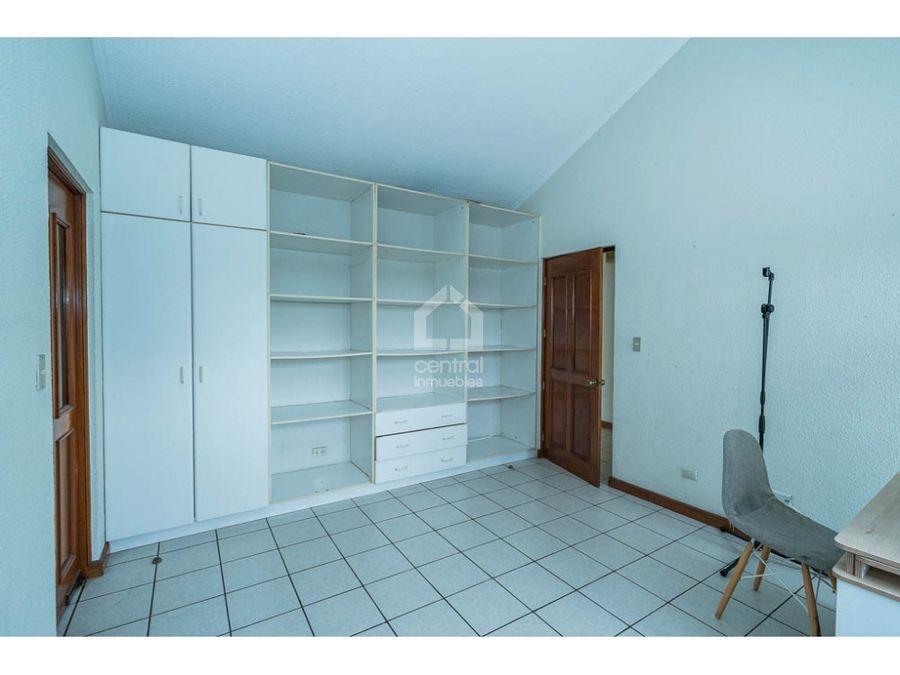 apartamento 4 habitaciones en alquiler jardin de oakland zona 10