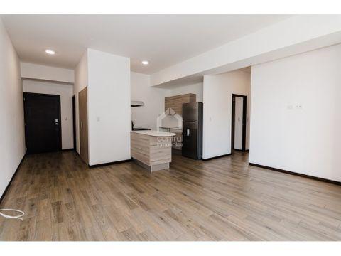 apartamento de 3 habitaciones en renta o venta en casa once zona 14