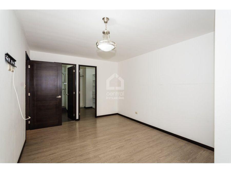 2 habitaciones con terraza neo zona 10