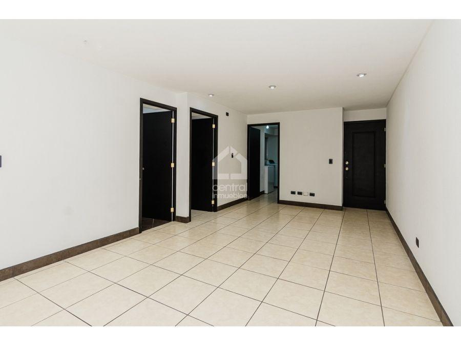 apartamento de dos habitaciones en renta vista hermosa iv zona 16
