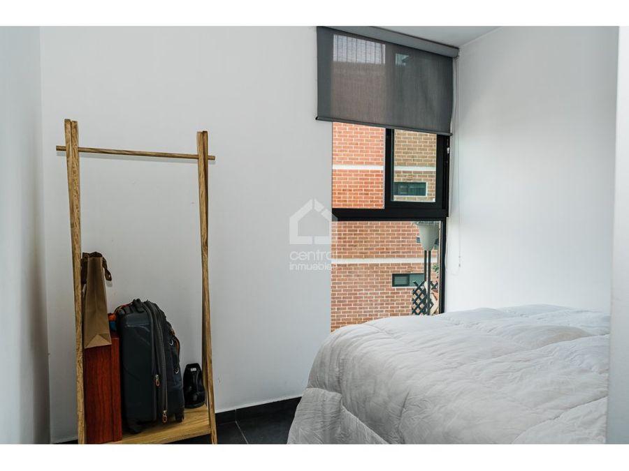 apartamento amueblado en alquiler mariscal uno uno zona 11