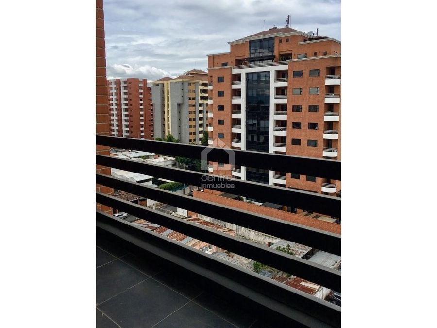 apartamento con bonitas vistas