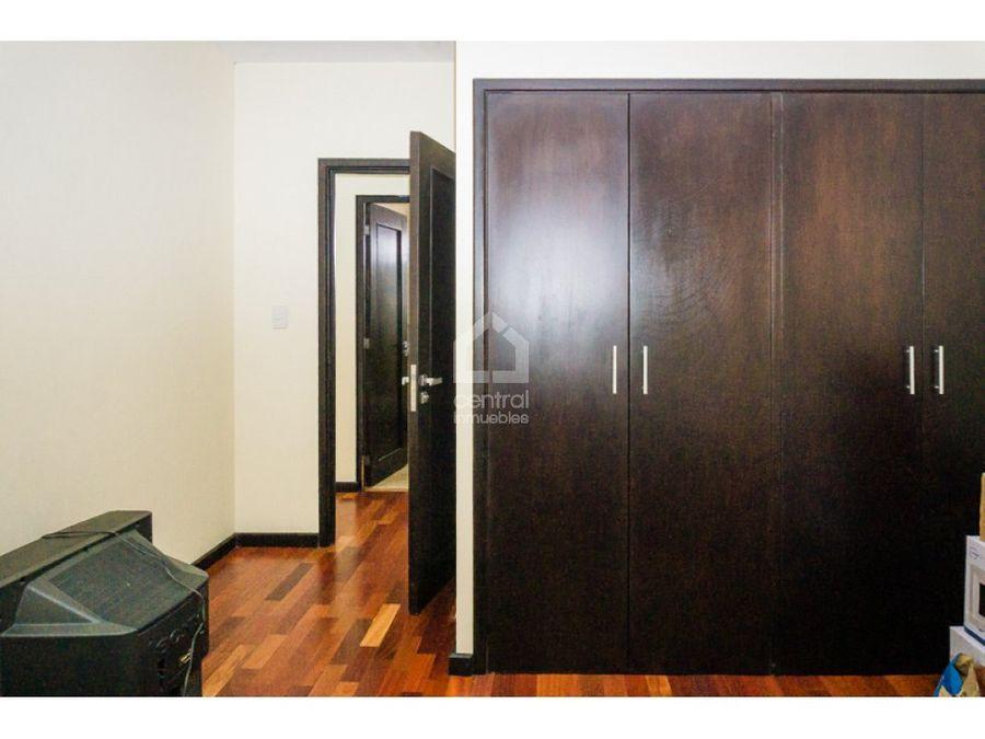 apartamento 3 habitaciones con vistas a la ciudad