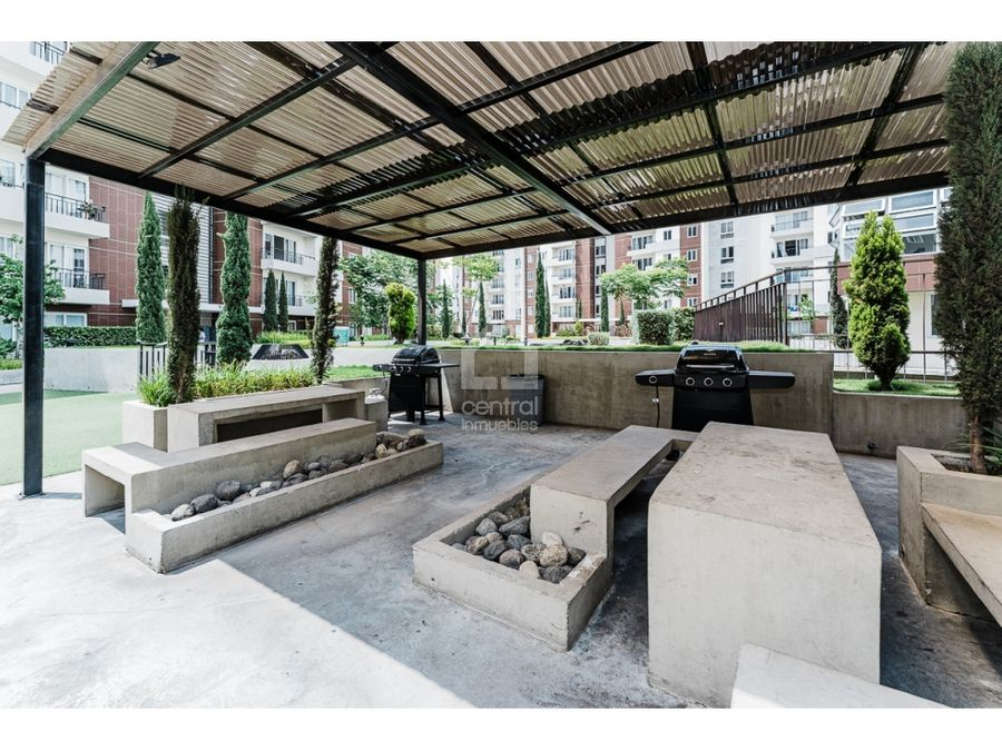 apartamento de 3 habitaciones en venta parque 7 mixco