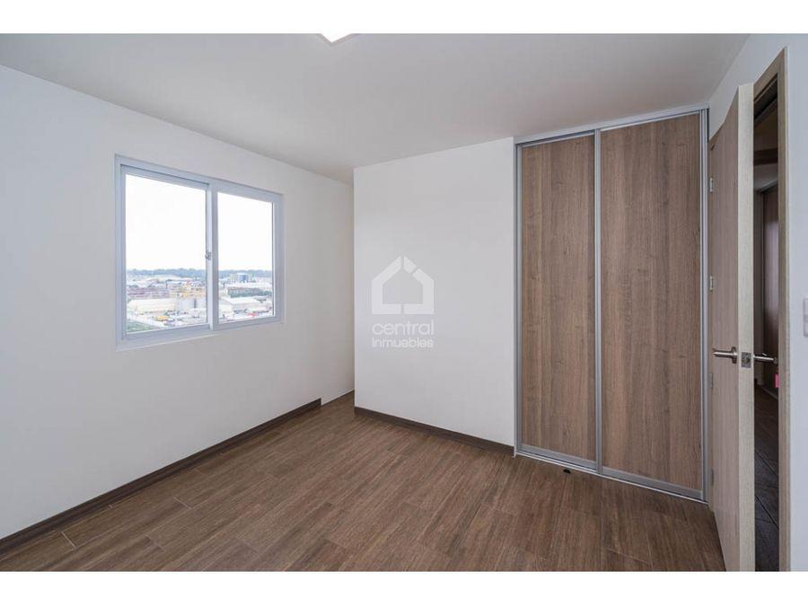 apartamento con 3 habitaciones en alquiler vistares zona 12