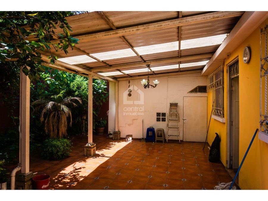 casa amplia con terraza catalina villa nueva