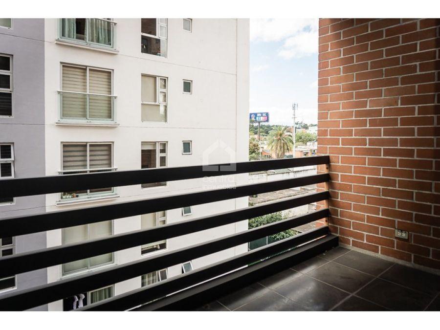 amplio apartamento en zona 10 torre del valle