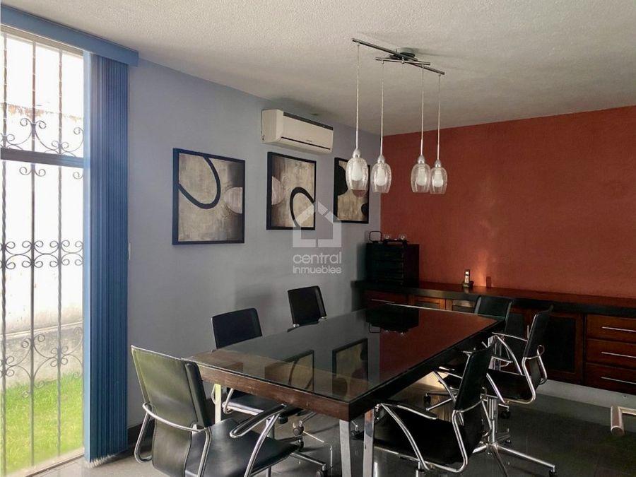 casa en venta de 1 nivel zona 11 granai